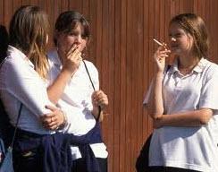 Help Your Teens smokin-teens-preppy Teen Peer Pressure