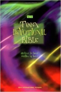 teen devotion bible