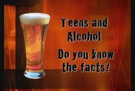 TeensAlcohol