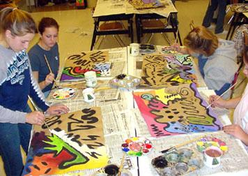 County Teenworks Teen Center Quick 21