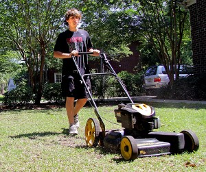 Help Your Teens TeenMowing-300x251 Respect: A Word Some Teens Are Not Familiar With Today