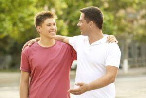 Help Your Teens BigStockFatherSon2-300x201 Teen Talk: Learning Teenage Love Language