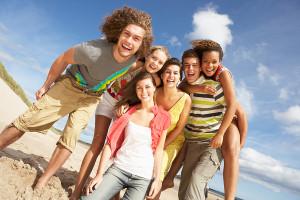 Help Your Teens TeensOnBeach-300x200 Helping Teens With Self-Esteem