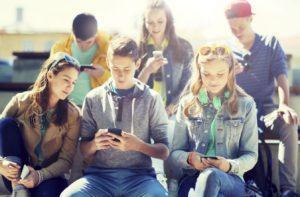 Help Your Teens BigTeensOnCells-300x197 Raising Humans In A Digital World