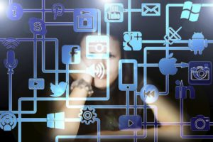 Help Your Teens PixabayTeenSocialMedia-300x200 Teens: Online Safety and Security