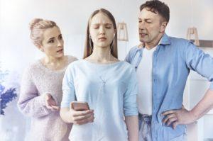 Help Your Teens BigstockFamilyDefiant-300x199 How to Handle Teen Defiant Behavior