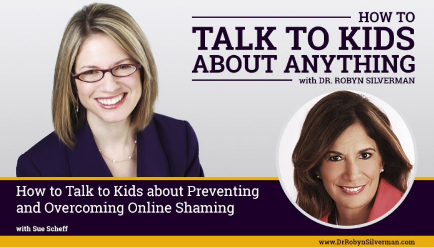 Help Your Teens DrRobynSue Cyberbullying: Prevention and Surviving