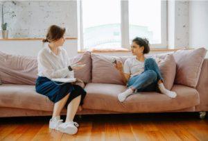 Help Your Teens PexelsTeenTherapy-300x203 Virginia Teen Help for Teen Depression