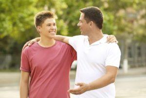 Help Your Teens BigStockFatherSon2-300x201 How to Handle Teen Defiant Behavior