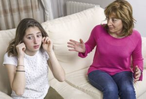 Help Your Teens BigDefiantGirl-300x204 Why Teens Won't Talk to Parents