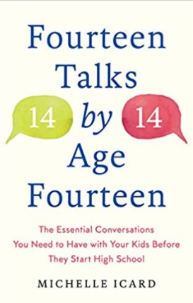 Help Your Teens Book14 New Release: Fourteen Talks by Age Fourteen