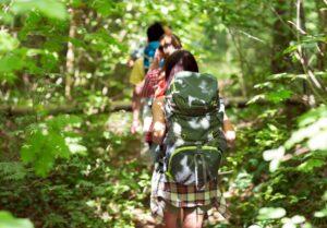 Help Your Teens OutdoorsBackPack-300x209 Teen Help: Benefits of Family Camping