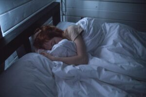 Help Your Teens PexelSleepingTeen-300x200 How Screen Time Can Impact Your Teen's Mental Health