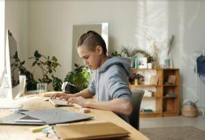 Help Your Teens PexelStudyTeen-300x205 Preventing Teen School Stress