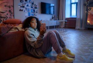 Help Your Teens PexelTeenCell5-300x205 Will Teen Help Programs Help Cellphone Addiction
