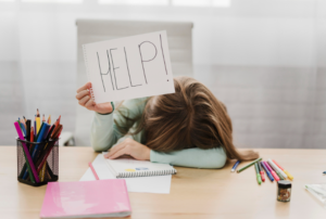 Help Your Teens FreePikTeenStress2-300x202 How School Assignments Affect Your Teen: Preventing Stress and Anxiety