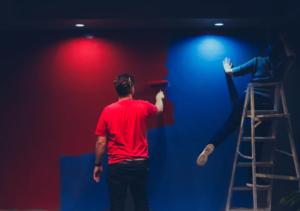Help Your Teens UnSplashParentTeenPainting-300x211 Ways to Create a Healthy Interior Design for Your Teen