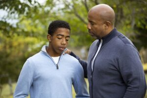 Help Your Teens BigstockFatherSon-300x200 How to Help Teens Cope with Stress and Uncertainies in Life
